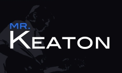 Logo Mr Keaton